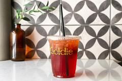 Sour Cherry Iced Tea (1 Qt.)